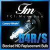 fcl. Monobee 35W D4R/D4S HID Xenon Replacement Light Bulbs 2pcs