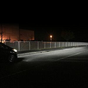 明るさアップ雨対策にfclLEDヘッドライトH4車検対応ファンレスHi/Lo切替6000K車用バルブ【1年保証】