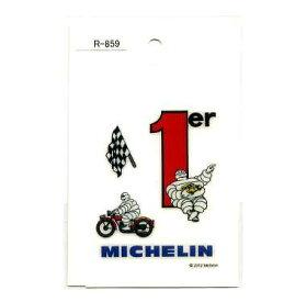 MICHELIN(ミシュラン)ミニステッカーセット【タイヤメーカー ビバンダム】