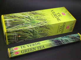 HEM社 GREEN TEA(グリーンティ) ヘキサ 1パック(約20本入り)【スティックタイプ】