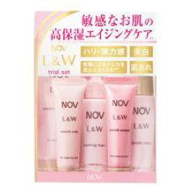【送料込み!!】【NOV】 ノブ L&W トライアルセット【リニューアル】