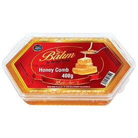 【送料無料】 Balim バリム コムハニー 400g ドイツ産 巣蜜【はちみつ】【ハチミツ】【comb honey】