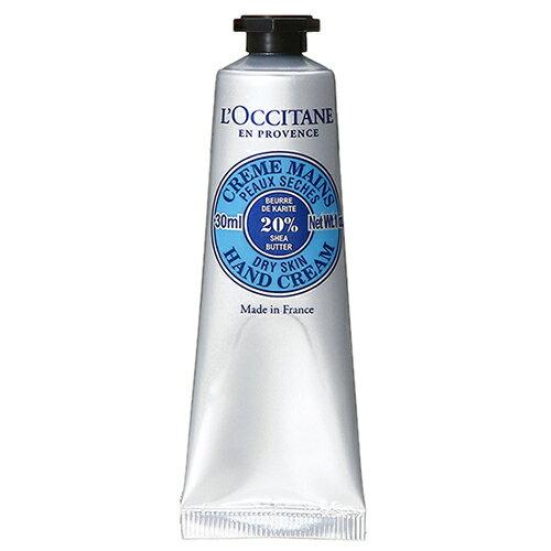 【送料無料】 ロクシタン シア ハンドクリーム 30ml 【L'OCCITANE】【外箱付き!!】【ヴァーベナ・ローズ・ラベンダー・ピオニーも各種販売中!!】