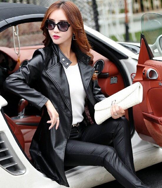 レディース コート ショートコート レザー スタイリッシュなデザイン 黒 レザーコート