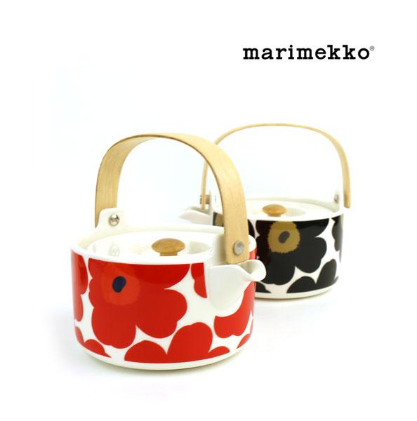 "marimekko(マリメッコ)UNIKKO ティーポット ""UNIKKO TEAPOT 7DL""・5263163435-0061601【レディース】【1F-W】"