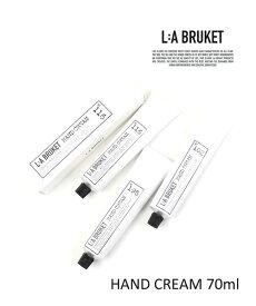 L:A BRUKET(ラ・ブルケット) ハンドクリーム 70ml・HANDCREAM70-3171902【レディース】【■■】