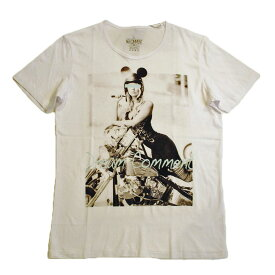 *[NO COMMENT PARIS]* MEN'S T-SHIRT ノーコメントパリ メンズ T シャツ- body suit -