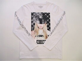 [NO COMMENT PARIS] MEN'S T-SHIRT ノーコメントパリ メンズ T シャツ- German Hat Girl -