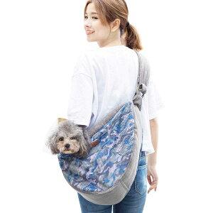 猫 犬 キャリーバッグ スリングバッグ 抱っこ紐 だっこひも ペット バッグ 大容量 お出かけ 散歩 無地 調節可能 便利 軽量 7.5kg 耐久性 旅行 病院 災害 Fed Online