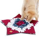 【2020年新発売 送料無料】ペットおもちゃ 訓練毛布 犬 猫 ペットノーズワーク マット訓練マット 餌マット しつけ用品…