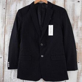 Calvin Klein テーラードジャケット タグ付き未使用 カルバンクライン 黒 ブラック デッドストック フォーマル 【古着】 【ヴィンテージ】 【中古】 【メンズ】