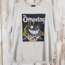 90'sTHEOFFSPRINGUSA製バンドTシャツXL90年代ザオフスプリングバンT音楽ミュージック【古着】【ヴィンテージ】【中古】【メンズ店】