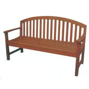 レインボーベンチ(塗装) 36607 ジャービス商事[F-664] 【送料無料】 ガーデンテーブル ガーデンチェア ガーデンファニチャー