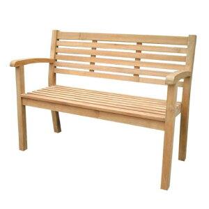 アリシアベンチ 20858 ジャービス商事[F-668] 【送料無料】 ガーデンテーブル ガーデンチェア ガーデンファニチャー