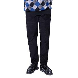 KESTIN HARE INVERNESS TROUSER CORDUROY (2色 BLACK/SAND) 3456-1039-1 KESTINHARE ケスティンエア トラウザー コーデュロイ パンツ スコットランド メンズ 送料無料
