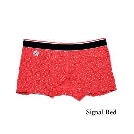 Le Slip Francais Lycra Boxer Briefs (2色 Signal Red/N7) ルスリップフランセ ライクラ ボクサーブリーフ ボクサーパンツ ボクサー 伸縮性 フランス メンズ 送料無料