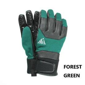 EVOLG GLAM (5色 FOREST GREEN/N.ORANGE/BLACK/N.LIME/BURGUNDY) LET2350 エヴォルグ 防水 タッチパネル対応 タッチスクリーン対応 GLOVE グローブ 手袋 メンズ 送料無料