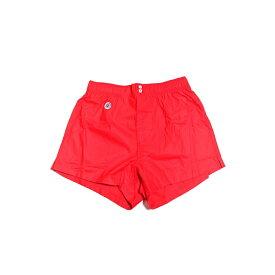 Le Slip Francais Permanent Boxer Shorts (2色 Red/Black) ルスリップフランセ パーマネント ボクサーショーツ ボクサー ショーツ 定番 通年 フランス メンズ 送料無料