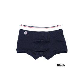 Le Slip Francais Parmanent Cotton Boxer Briefs (4色 Black/Navy Blue/Red/Gray) ルスリップフランセ コットン ボクサーブリーフ 定番 ボクサーパンツ ボクサー フランス メンズ 送料無料