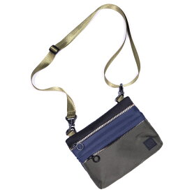 C6 Diazene Messenger Bag (Multi) C2069 シーシックス メッセンジャー サコッシュ コンパクト RePET ペットボトル リサイクル マルチカラー バッグ メンズ 送料無料