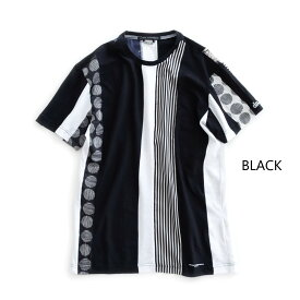 DANIELE ALESSANDRINI MAGLIA IN VARI MODI ST (2色 BLACK/WHITE) 211-21141012 DANIELEALESSANDRINI ダニエレアレッサンドリーニ 異素材 切り替え Tシャツ イタリア メンズ 送料無料