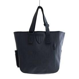 HYDROGEN SHOPPING BAG (BLACK) 210-34380001 ハイドロゲン ショッピングバッグ ショッピング トートバッグ トート モノトーン バッグ イタリア ユニセックス 男女兼用 メンズ 送料無料