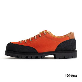 Paraboot MONTANA (3色 Vel Rust/Foul Noir/Vel Jeans) 200438 200432 200444 パラブーツ モンタナ カジュアルシューズ 革靴 レザー ラバーソール シューズ 靴 メンズ 送料無料