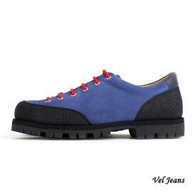 Paraboot MONTANA (3色 Vel Jeans/Foul Noir/Vel Rust) 200444 200432 200438 パラブーツ モンタナ カジュアルシューズ 革靴 レザー ラバーソール シューズ 靴 メンズ 送料無料