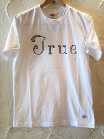 DICKIES/PRINT S/S T TRUE WHITE