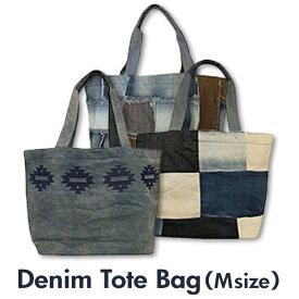 西海岸 インテリア 雑貨 サーフ系 トードバッグ デニム 大きめ エコバッグ 買い物バッグ 買い物かご レディース メンズ