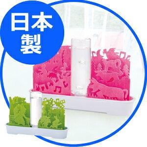 日本製 気化式加湿器 紙 ペーパー 電気を使わないエコ加湿器 自然気化式 うるおい Fantasy Story -不思議な世界-