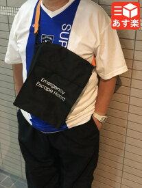 US G.I Water Resistant Tote Bag アメリカ軍 ウォーター レジスタント バッグ サコッシュ ブラック Deadstock デッドストック【ミリタリー】【新古品】新古品 mellow【あす楽対応】【古着 mellow楽天市場店】