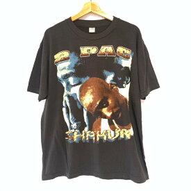 【ゆうパケット対応】2 PAC ALL EYEZ ON ME Tシャツ サイズ:L ブラック【新品】 新品 mellow 【あす楽対応】【古着屋mellow楽天市場店】