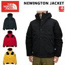 ノースフェイス THE NORTH FACE ニューイントンジャケット ダウンジャケット MEN'S NEWINGTON JACKET ブラック チャコールグレー レッド イエロー サイズ:S , M