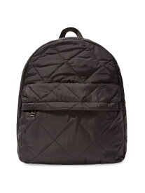 【NEW】 レディース ステューシー ロゴ刺繍 ナイロン キルティング バックパック リュック バッグ ブラック 黒 STUSSY Barriers Quilted Backpack Black 233010 【新品】 新品 mellow 【smtb-m】【古着屋mellow楽天市場店】