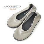 アルコペディコ(ARCOPEDICO)からSILVIA1(シルヴィア1)バレリーナシューズ♪大人可愛いコンフォートシューズ♪足にフィットして歩きやすい!外反母趾予防にも!