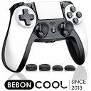 【期間限定】PS4 コントローラー BEBONCOOL ワイヤレス ps4コントローラー PS4/Pro/Slim 対応 プレステ4 コントローラ…
