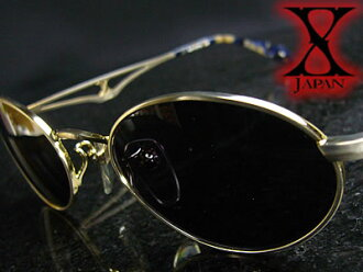 X-JAPAN official sunglasses / vintage model = XJ-301AS