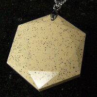 北投石天然ラジウム鉱石ネックレスペンダントTOPレビューを書いてチェーンをプレゼント