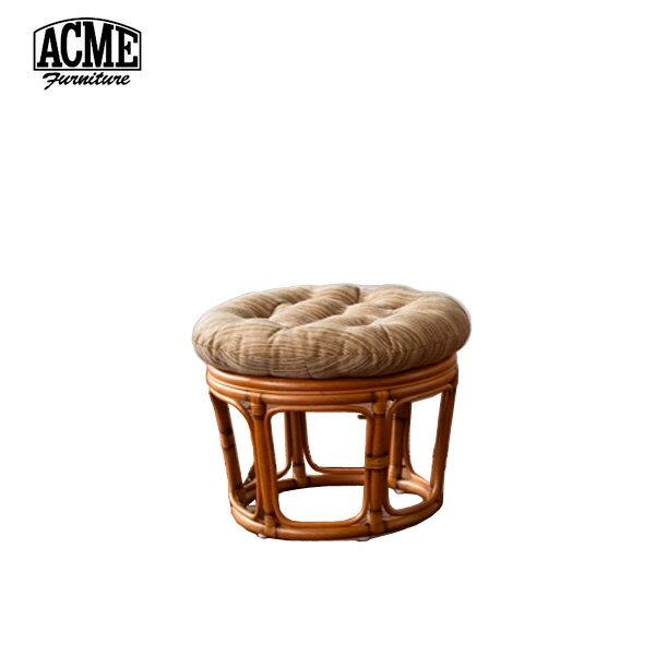 ACME Furniture(アクメファニチャー)WICKER EASY STOOL(ウィッカーイージースツール・ベージュ)