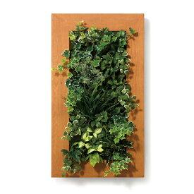 PIANTA×STANZA(ピアンタ・スタンツァ)マイギャラリー・Lサイズ500×900mmクリア(フェイクグリーン/人工植物・縦4段)
