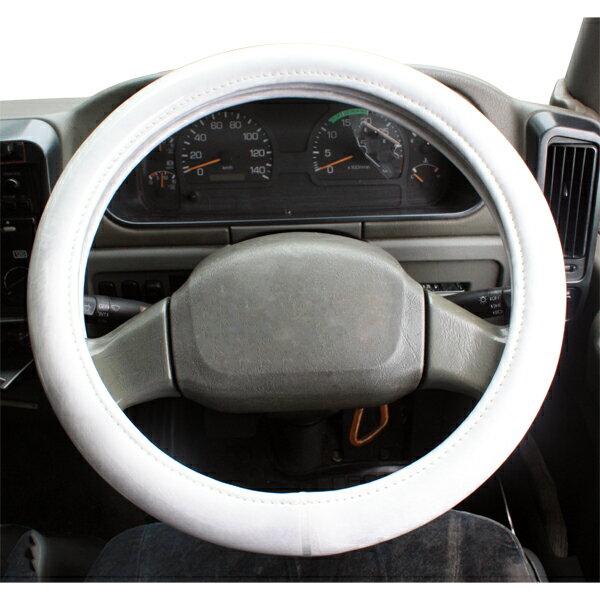 ハンドルカバー トラック用ホワイトボア