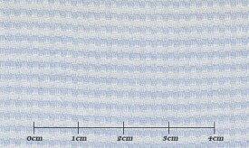 ファーストコレクション ブルー系 織柄 オーダーシャツ 綿50% ポリ50% 3090340428 【RCP】