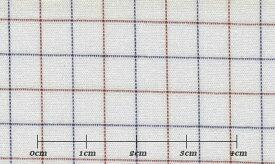 ファーストコレクション ホワイト系 チェック オーダーシャツ 綿50% ポリ50% 3090350011 【RCP】