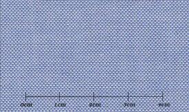 エグゼグティブ ブルー系 無地 オーダーシャツ 綿100% ポリ00% 3310460017 【RCP】