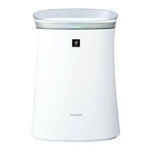 ★数量限定★【シャープ】プラズマクラスター付き空気清浄器FU-J50-W PM2.5 花粉 脱臭 SHARP
