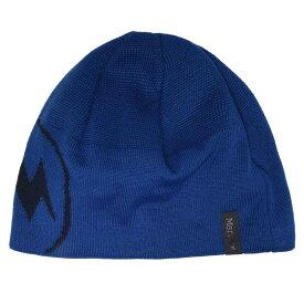 マーモット Marmot レディース ニット ビーニー 帽子【Summit Beanie 91】Blue