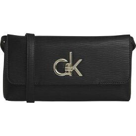 カルバンクライン Calvin Klein レディース クラッチバッグ バッグ【CK Re-Lock Clutch】BLACK BAX