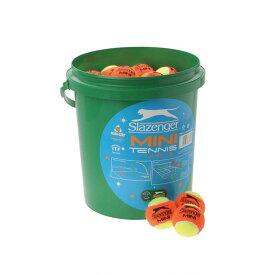 スラセンジャー Slazenger ユニセックス テニス 【Mini Tennis Orange Balls 5 Dozen Bucket】Orange