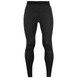 リーボック Reebok メンズ フィットネス・トレーニング タイツ・スパッツ ボトムス・パンツ【Thermo Compression Tights】Black